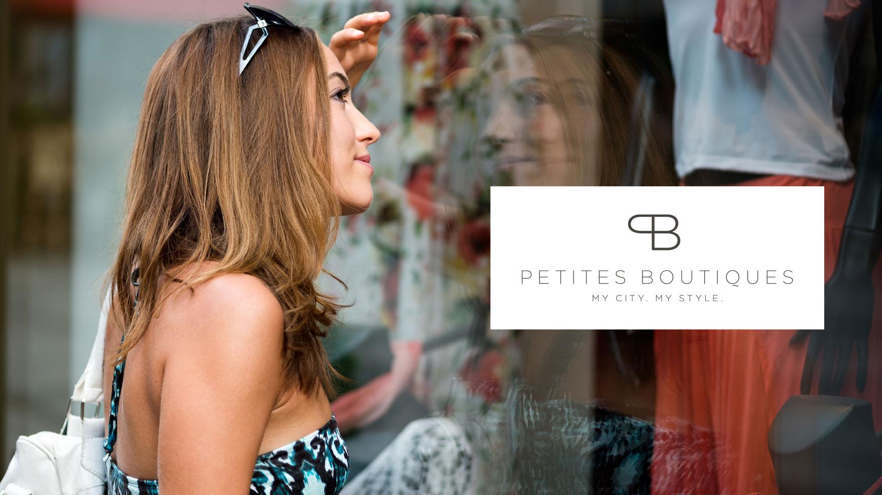 Das Corporate Design von Petites Boutiques